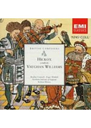 Richard Hickox - Conducts Vaughan Williams (Music CD)