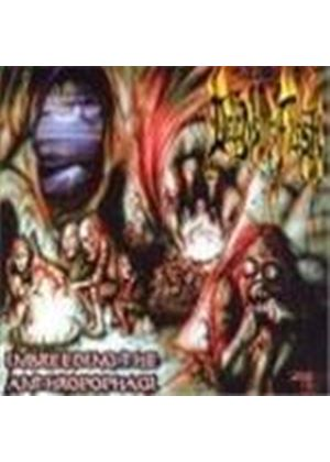 Deeds Of Flesh - Inbreeding The Anthropophagi (Music Cd)