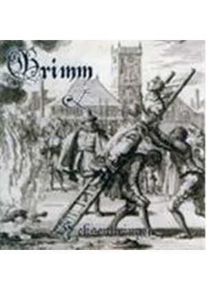 Grimm - Heksenkringen (Music Cd)