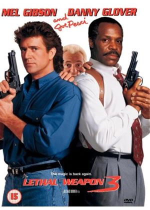 Lethal Weapon 3-Directors Cut