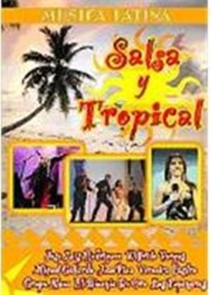 Salsa Y Tropical - Latin Music