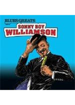 Sonny Boy Williamson - Blues Greats (Sonny Boy Williamson) (Music CD)