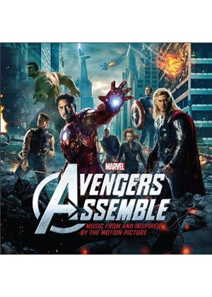 Various Artists - Avengers Assemble: Music from and Inspired By the Motion Picture (Music CD)