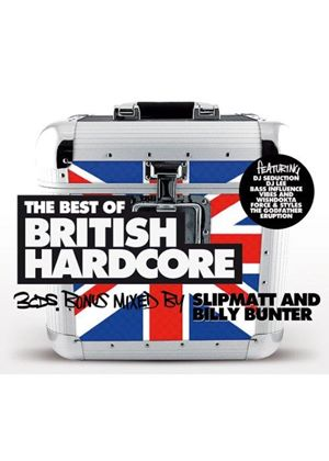 Best Of British Hardcore - Best Of British Hardcore (Music CD)