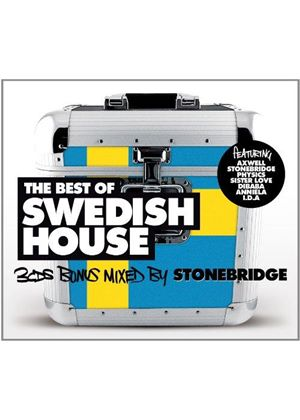 Best Of Swedish House - Best Of Swedish House (Music CD)