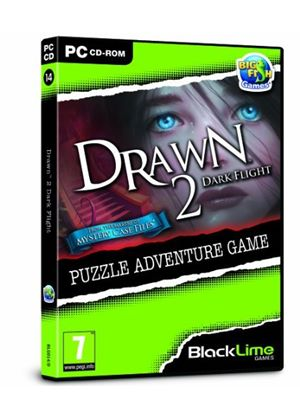 Drawn 2: Dark Flight (PC CD)