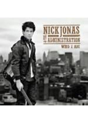 Nick Jonas & Administration - Who I Am (Music CD)