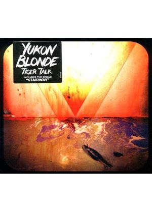 Yukon Blonde - Tiger Talk (Music CD)