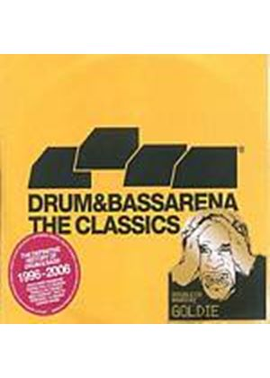 Various Artists - Drum And Bass Arena: The Classics (Mixed By Goldie) (Music CD)