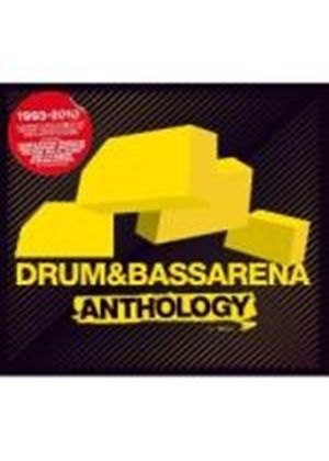 Various Artists - Drum & Bass Arena Anthology (3 CD) (Music CD)