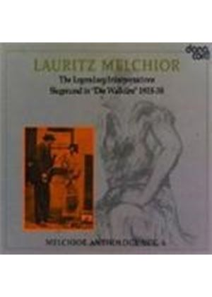 Lauritz Melchior - Anthology Vol. 4 [Danish Import]