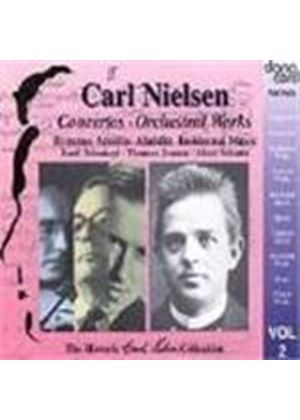 Carl Nielsen Collection, Vol.2