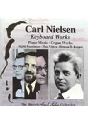 Carl August Nielsen - Keyboard Works [Danish Import]