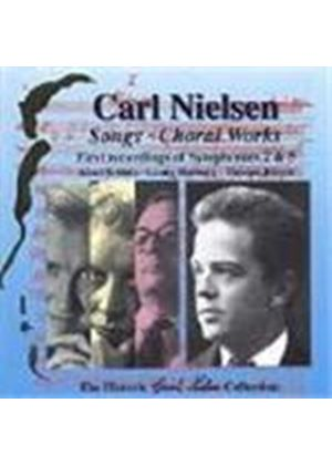 Carl Nielsen Collection, Volume 6-Songs-Choral Works