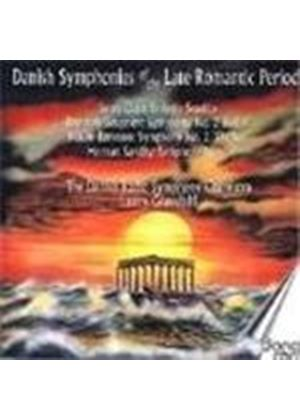Danish Symphonies of the Late Romantic Period