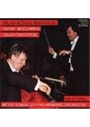 Boccherini/Haydn: Cello Concertos