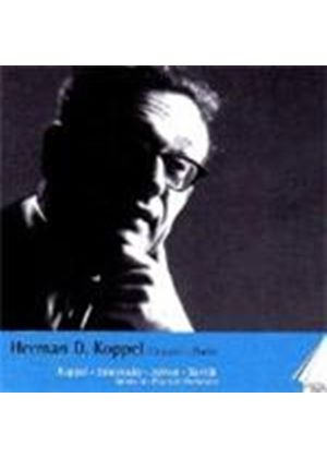 Herman D. Koppel - Composer And Pianist Vol. 1 [Danish Import]