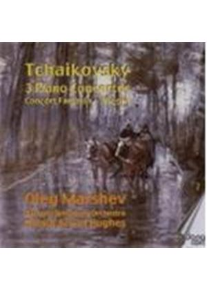Pyotr Il'yich Tchaikovsky - Complete Works For Piano And Orchestra (Hughes) [Dan Import]
