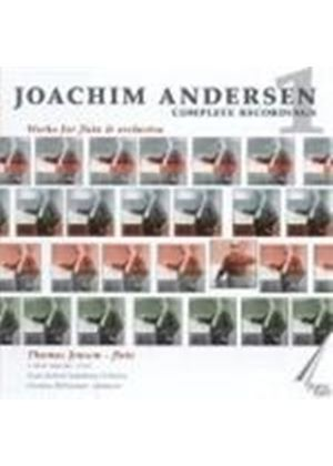 Andersen, J: Works for Flute and Orchestra