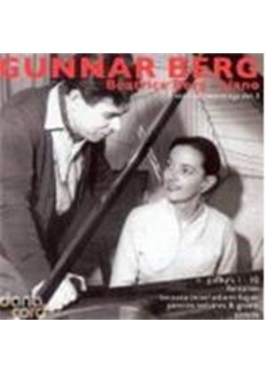Gunnar And Beatrice Berg - Historical Recordings Vol. 2 [Danish Import]