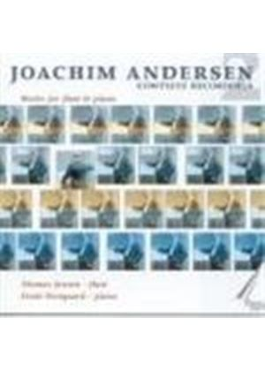 Andersen, KJ: Works for Flute and Piano
