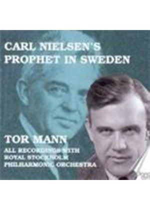 Carl August Nielsen - Prophet In Sweden (Mann, Royal Stockholm PO) [Danish Import]