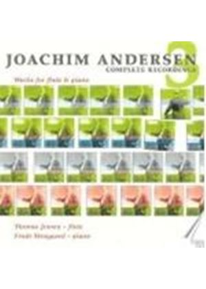 Joachim Andersen - Works For Flute And Piano [Danish Import]