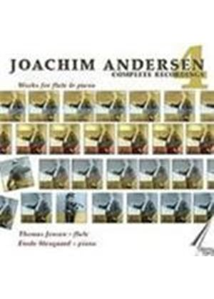 Joachim Andersen - Works For Flute And Piano