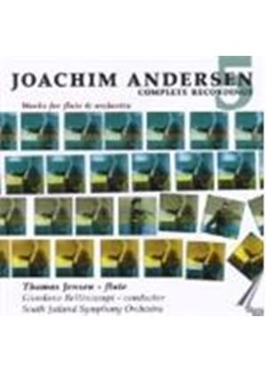 Joachim Andersen - Works For Flute And Orchestra