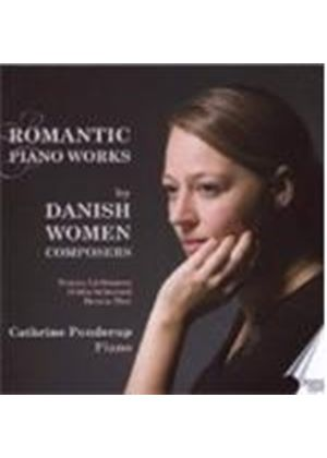 Romantic Piano Works - Danish Women Composers (Music CD)