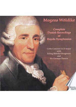 Complete Danish Recordings of Haydn Symphonies (Music CD)