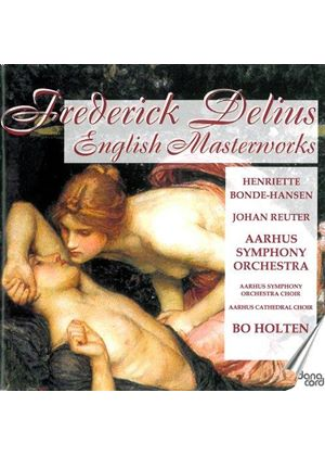 Frederick Delius: English Masterworks (Music CD)