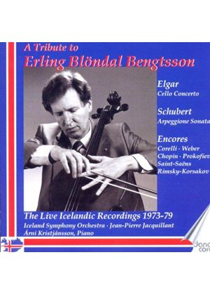 Tribute to Erling Blondal Bengtsson (Music CD)