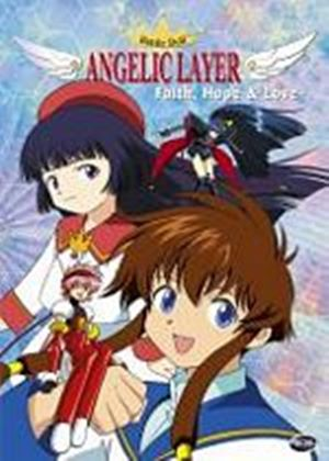 Angelic Layer - Vol. 4 (Animated) (Subtitled And Dubbed)