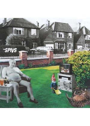Thee Spivs - Black and White Memories (Music CD)