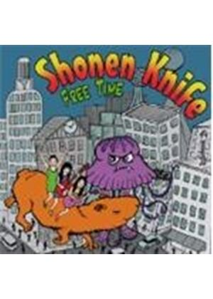 Shonen Knife - Free Time (Music CD)
