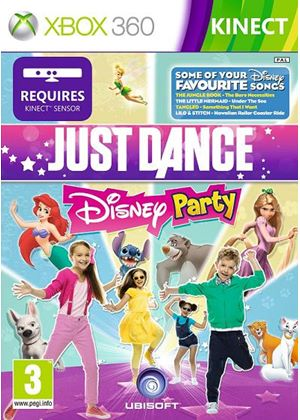 Just Dance Disney - Kinect (Xbox 360)
