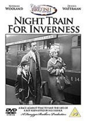 Night Train To Inverness