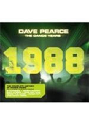 Various Artists - Dave Pearce - The Dance Years (1988) (Music CD)