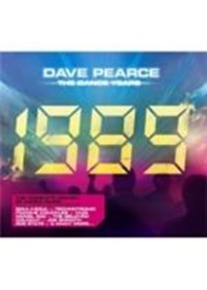 Various Artists - Dave Pearce - The Dance Years (1989) (Music CD)