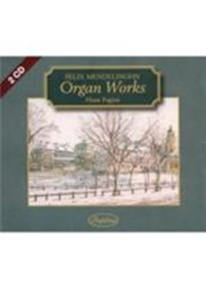 Mendelssohn: Organ Works (Music CD)