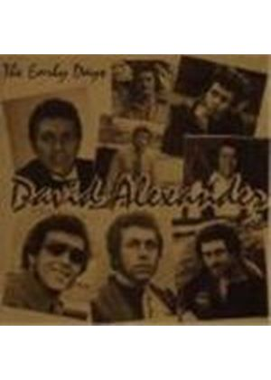 David Alexander - Early Days, The