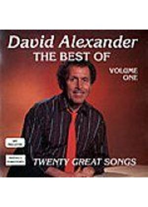 David Alexander - The Best Of - Volume One (Music CD)