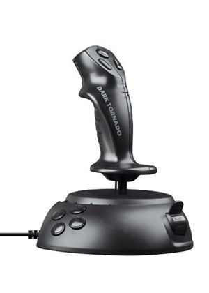 Speedlink Dark Tornado USB Joystick with Force Vibration