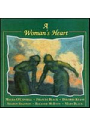 Various Artists - A Womans Heart (Music CD)