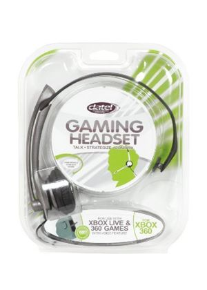 Datel Gaming Headset (Xbox 360)