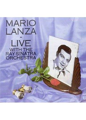 Mario Lanza - Live With The Ray Sinatra Orchestra