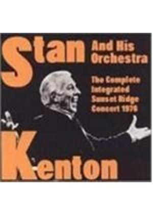 Stan Kenton - COMPLETE INTERGRATED SUNSET 2CD