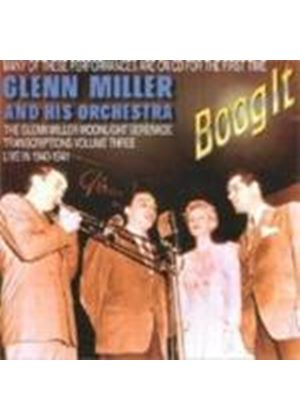 Glenn Miller - BOOG IT LIVE 1940-41