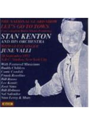 Stan Kenton - Let's Go To Town